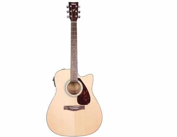 meilleure guitare acoustique